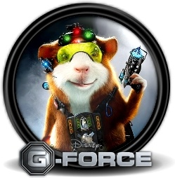 G Force The Movie Game 2