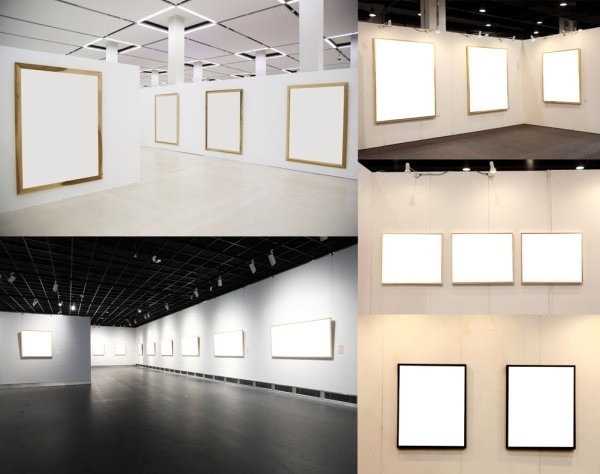 gallery template definition picture