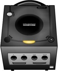Gamecube black