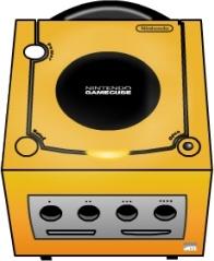 Gamecube orange