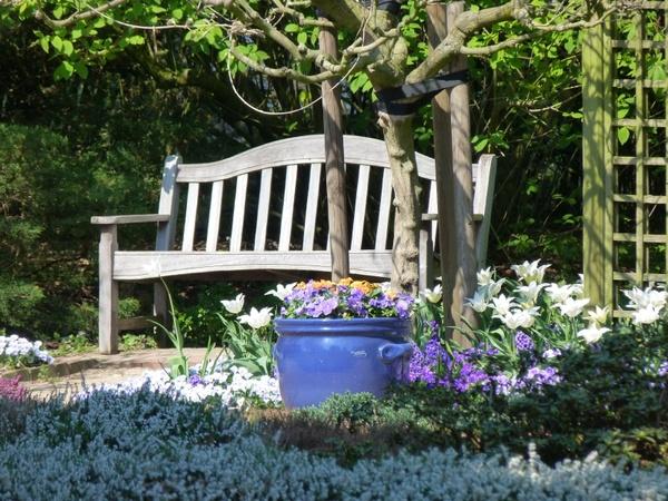 garden bank spring