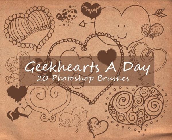 Geekhearts A Day
