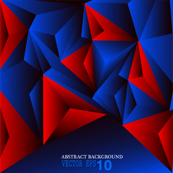 Geometric Abstract Background Free Vector In Adobe