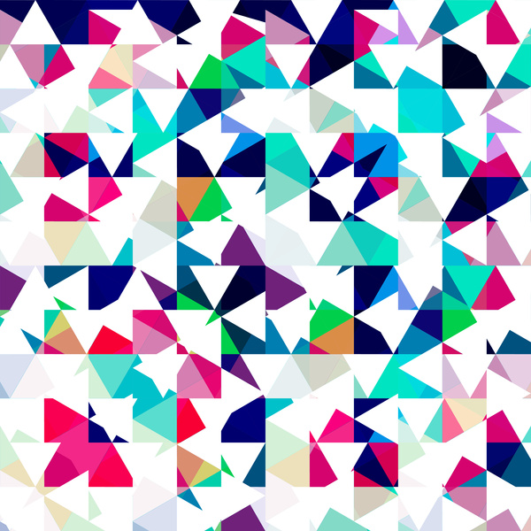 Geometric Abstract Texture Pattern Colorful To See Similar