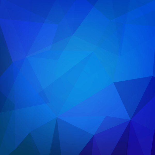 Geometry Blue Abstract Background Free Vector In Adobe