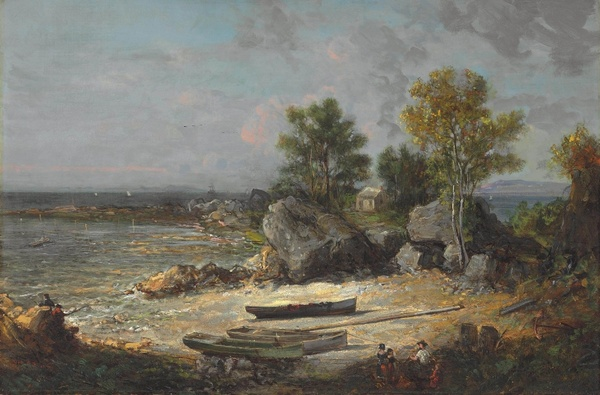 george brown painting art