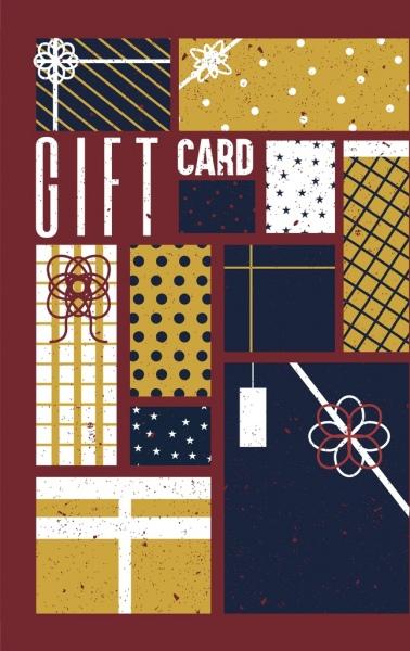 gift card decorative background classical dark grunge decor