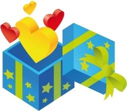 Gift hearts