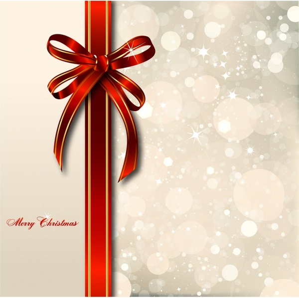 Gift Ribbon Bow Vector Free Vector In Encapsulated Postscript Eps