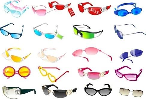 Glasses Vectors