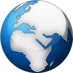 Globe earch