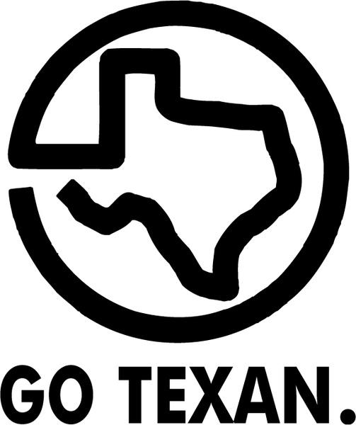 Go Texan Free Vector In Encapsulated PostScript Eps ( .eps