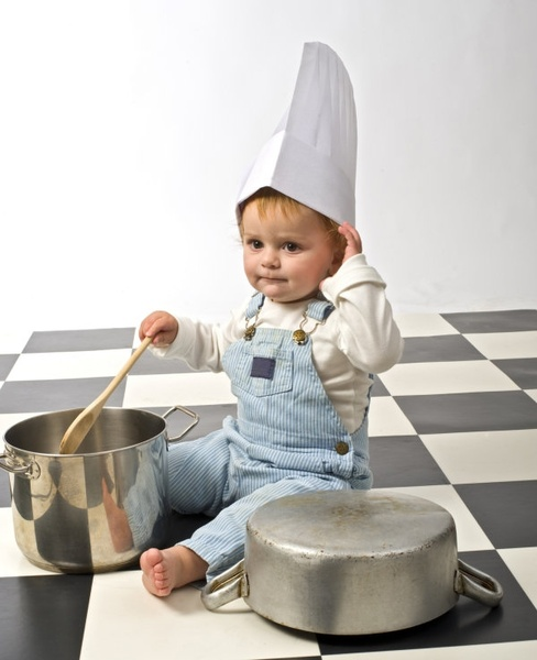 god of cookery small cute 1