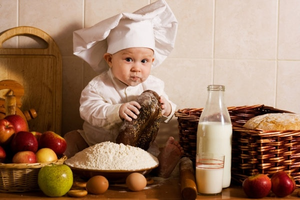 god of cookery small cute 2