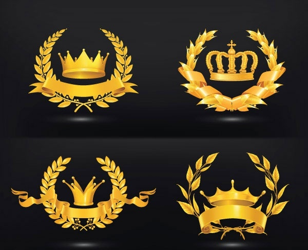 gold crown vector free vector download (2,950 free vector) for