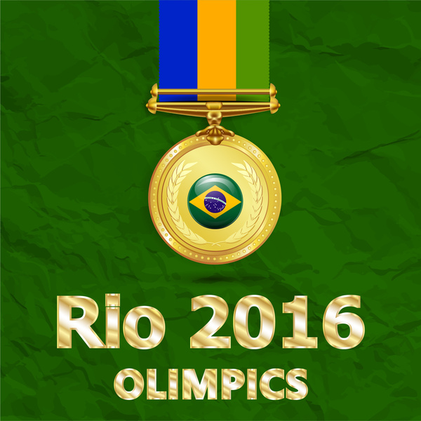 gold medal olympic rio 2016