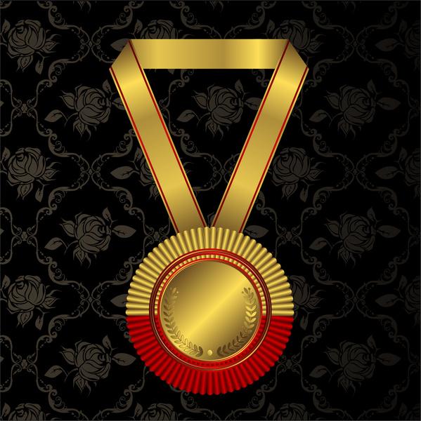 award medals sign symbols - 599×600