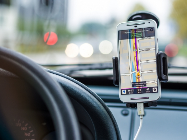 google maps navigation technology