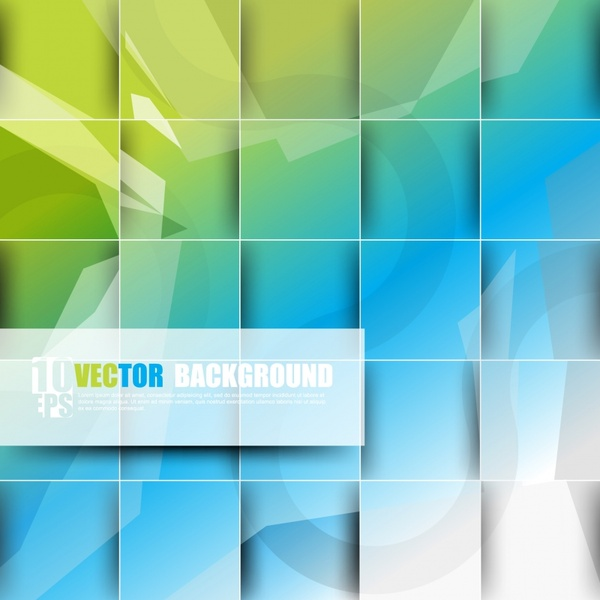 decorative background template square abstract section bright modern