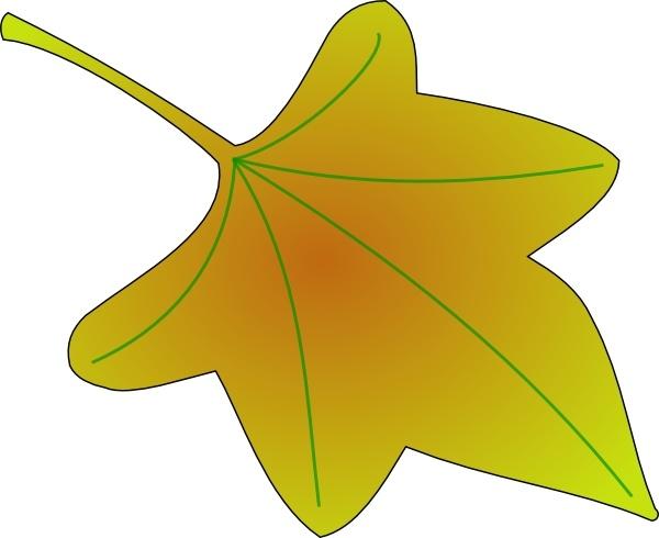 Grape Leaf Clipart