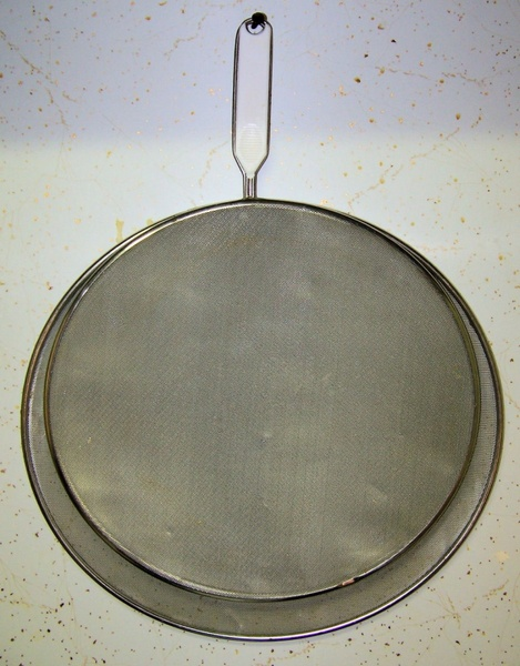 grease splatter shields