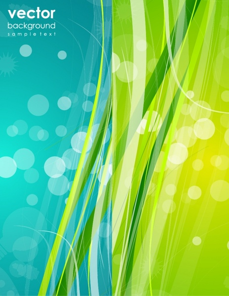 abstract background colorful bokeh dynamic design