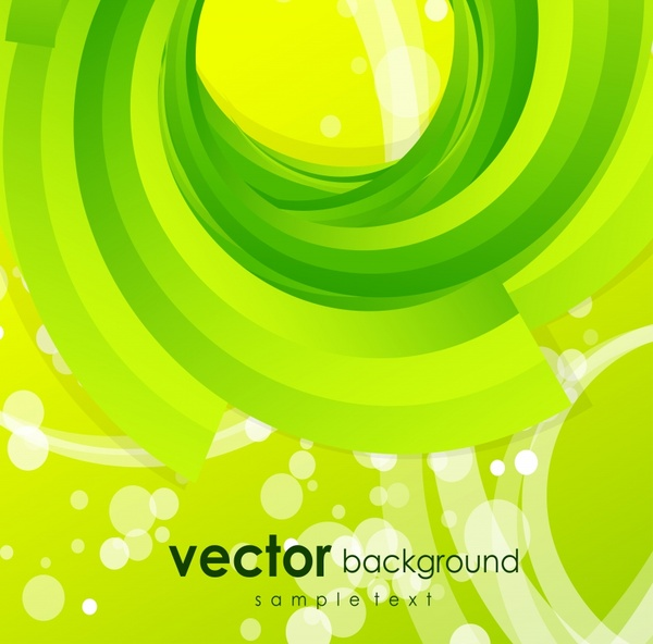 abstract background bokeh green twist decor