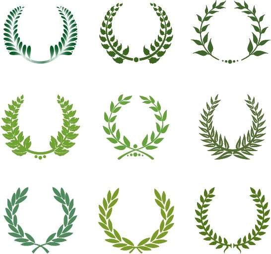 wreath free vector download  347 free vector  for olympic games clipart free olympic clipart free