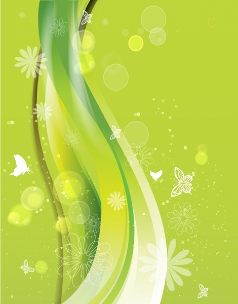 Green Spring Wave