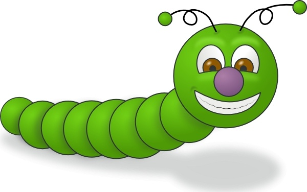 green worm clip art free vector in open office drawing svg svg rh all free download com worm clipart for kids worm clipart free