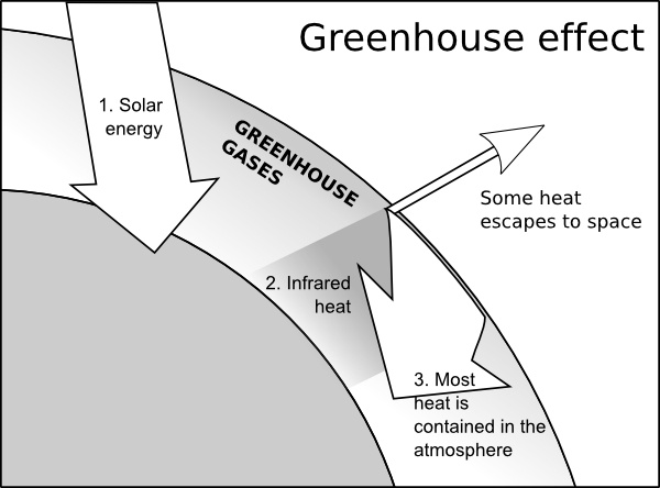 Greenhouse Effect Diagram Blank Diy Enthusiasts Wiring Diagrams