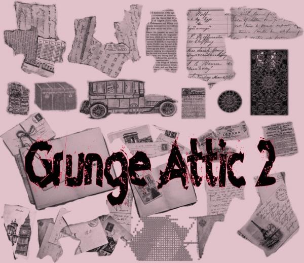 grunge attic 2