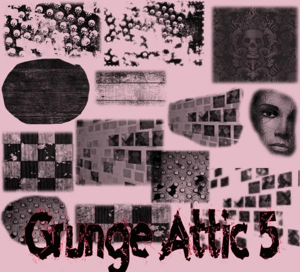 grunge attic 5