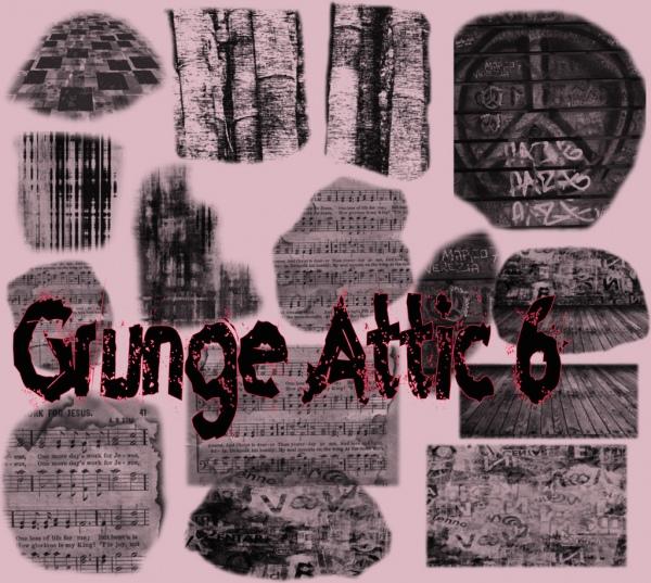 grunge attic 6