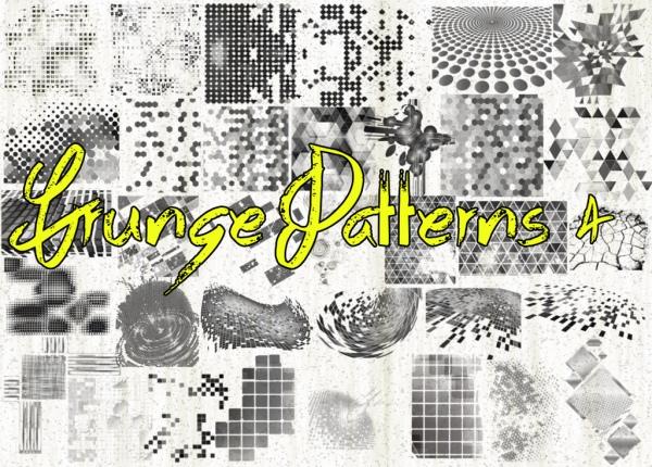 grunge patterns 4
