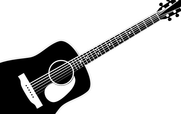 guitar free vector in adobe illustrator ai ai vector rh all free download com acoustic guitar silhouette vector free acoustic guitar vector icon