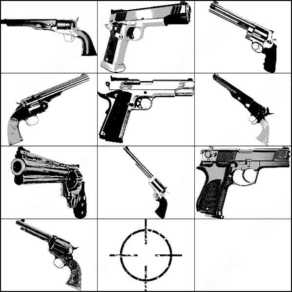 guns brush