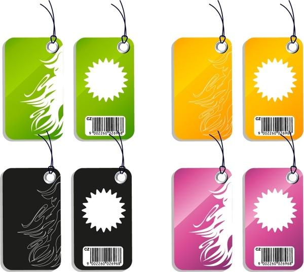 Hair Labels