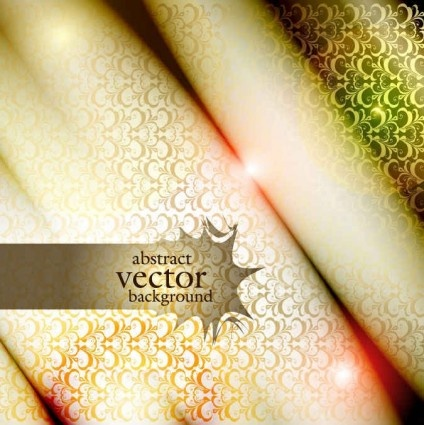 halation abstract light background vector