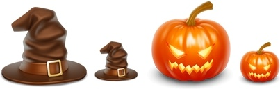 Halloween Icons icons pack