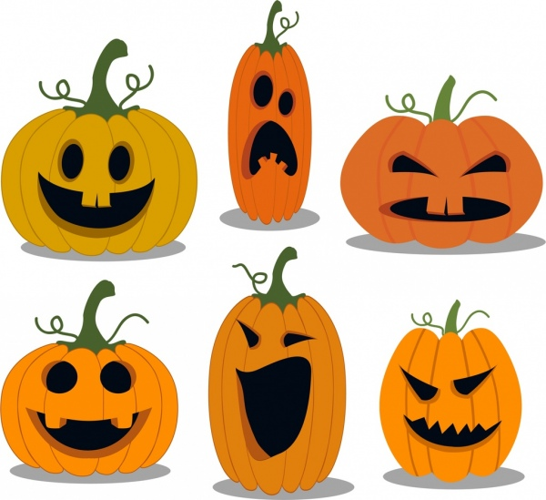vector halloween for free download about  677  vector