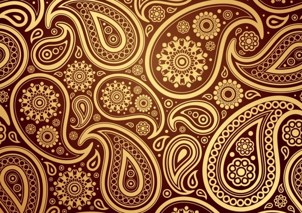 ham fine grain pattern 04 vector