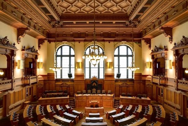 hamburg germany city hall