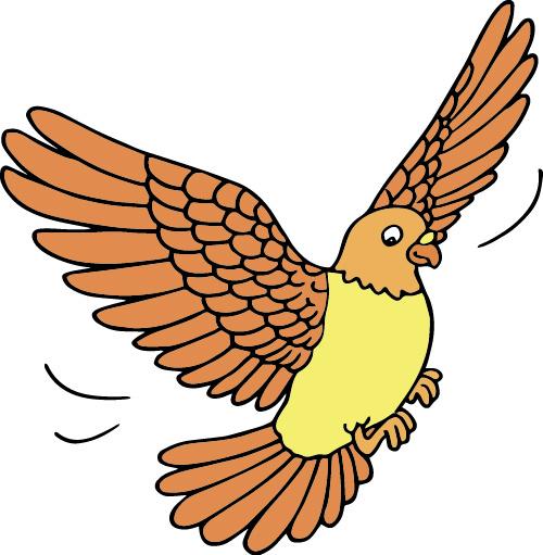Hand Drawn Bird Cartoon Styles Vector Free Vector In Encapsulated