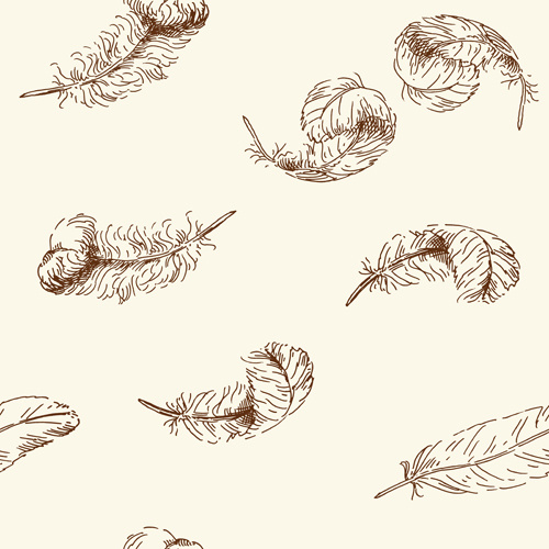 Feather free vector do...