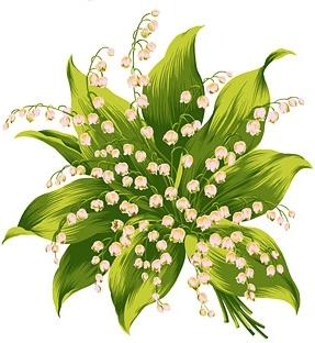 handpainted flowers layered psd 9
