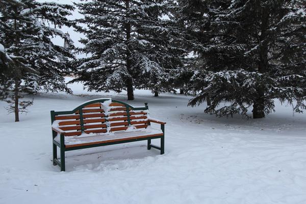 happy bench monday
