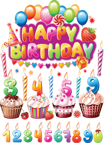 Birthday Cake Fonts Free Download