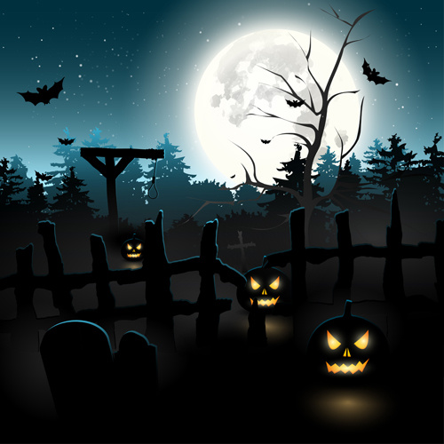 happy halloween backgrounds vector set free vector in encapsulated rh all free download com Halloween Background Templates Halloween Wallpaper Backgrounds