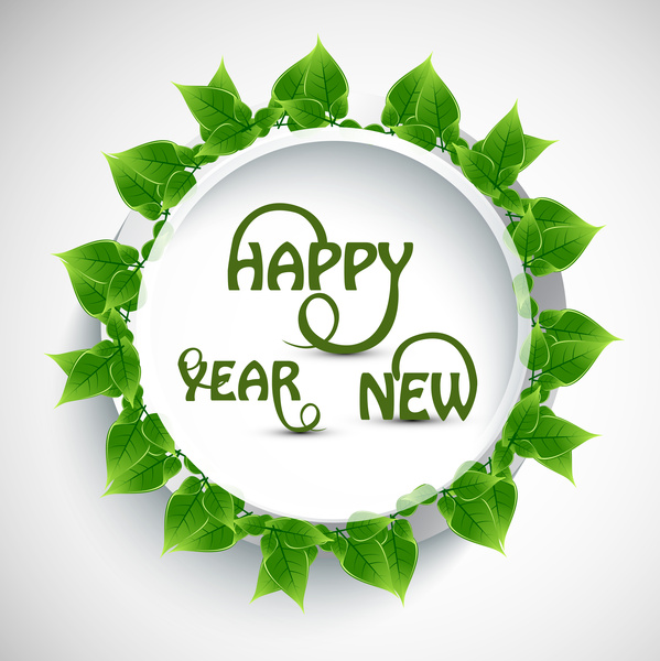 Image result for happy new year green